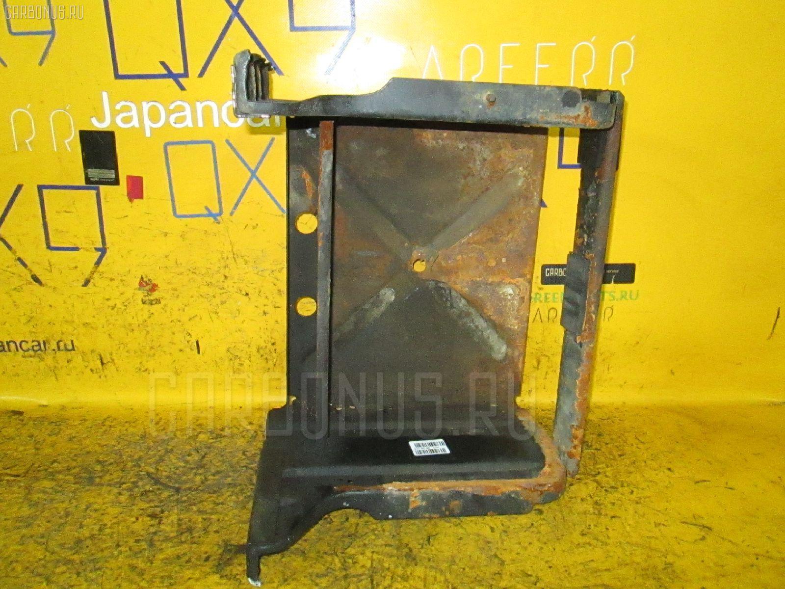 Подставка под аккумулятор MITSUBISHI CANTER FG538 Фото 1