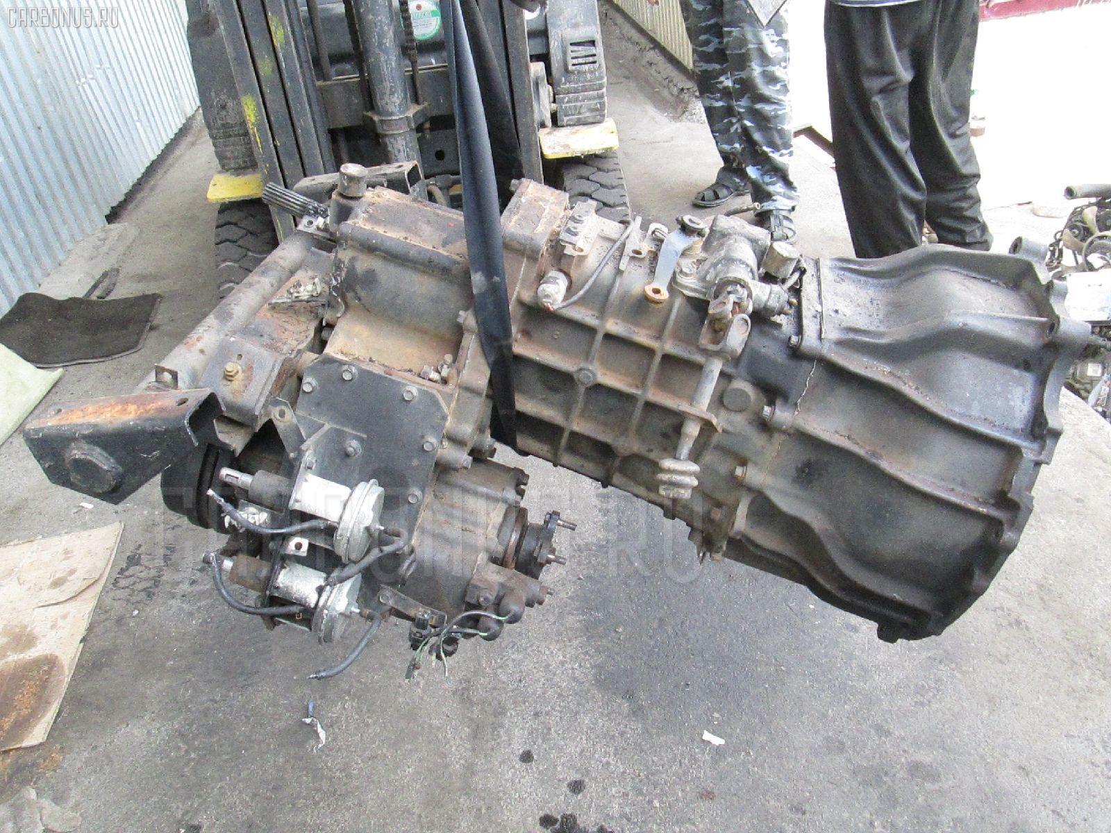 КПП механическая MITSUBISHI CANTER FG538 4D35 Фото 1