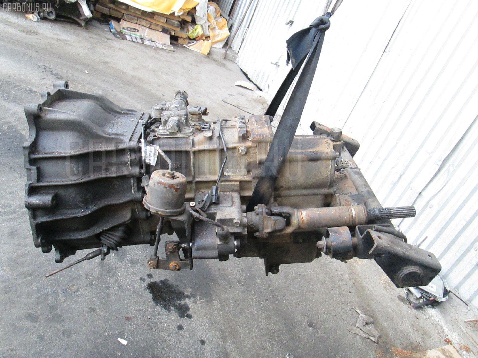 КПП механическая MITSUBISHI CANTER FG538 4D35 Фото 3