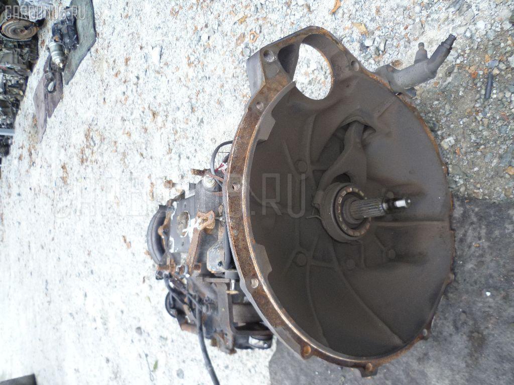 КПП механическая ISUZU ELF NKS71E 4HG1. Фото 1