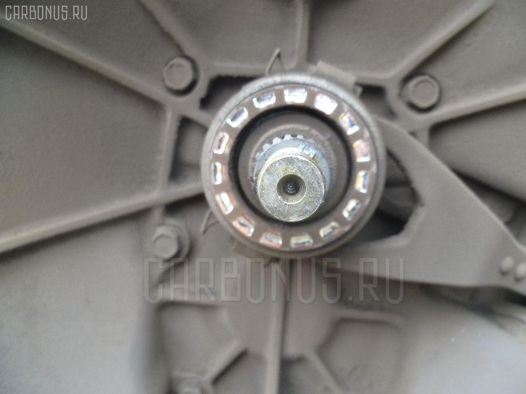 КПП механическая ISUZU ELF NKS71E 4HG1. Фото 2