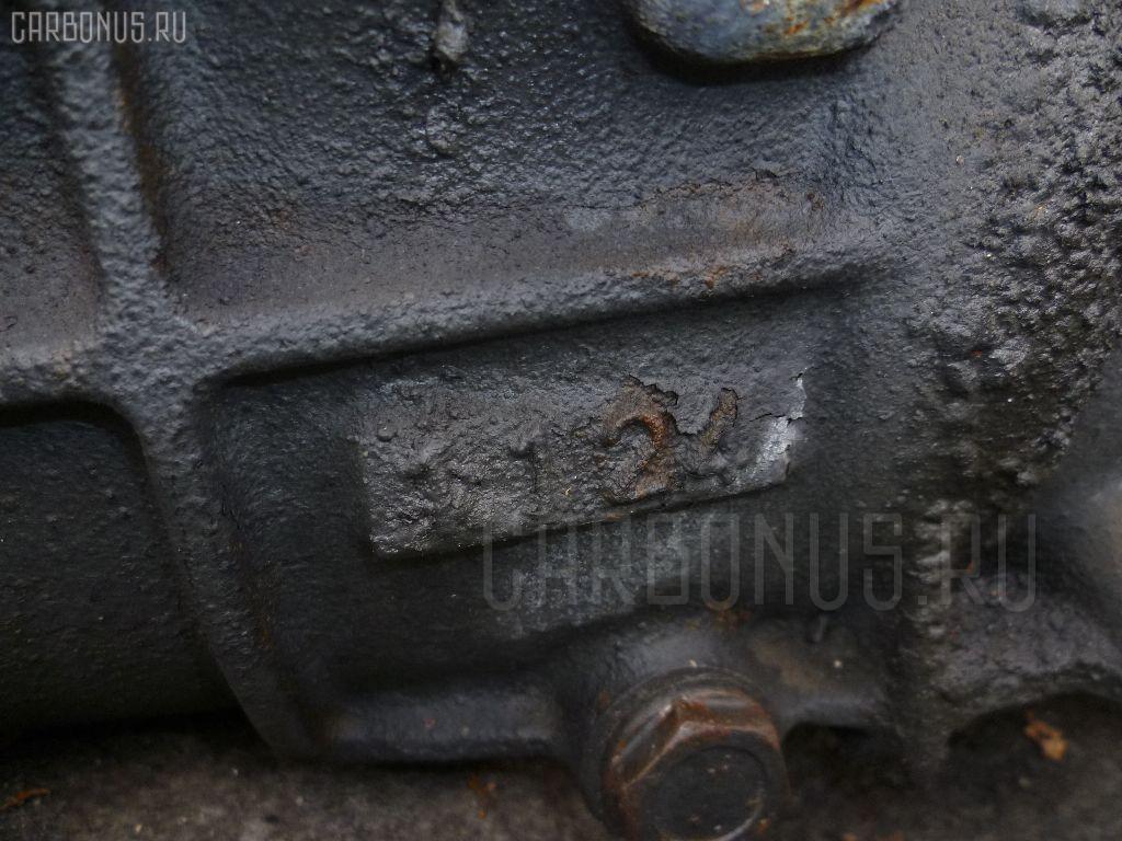 КПП механическая ISUZU ELF NKS71E 4HG1. Фото 5