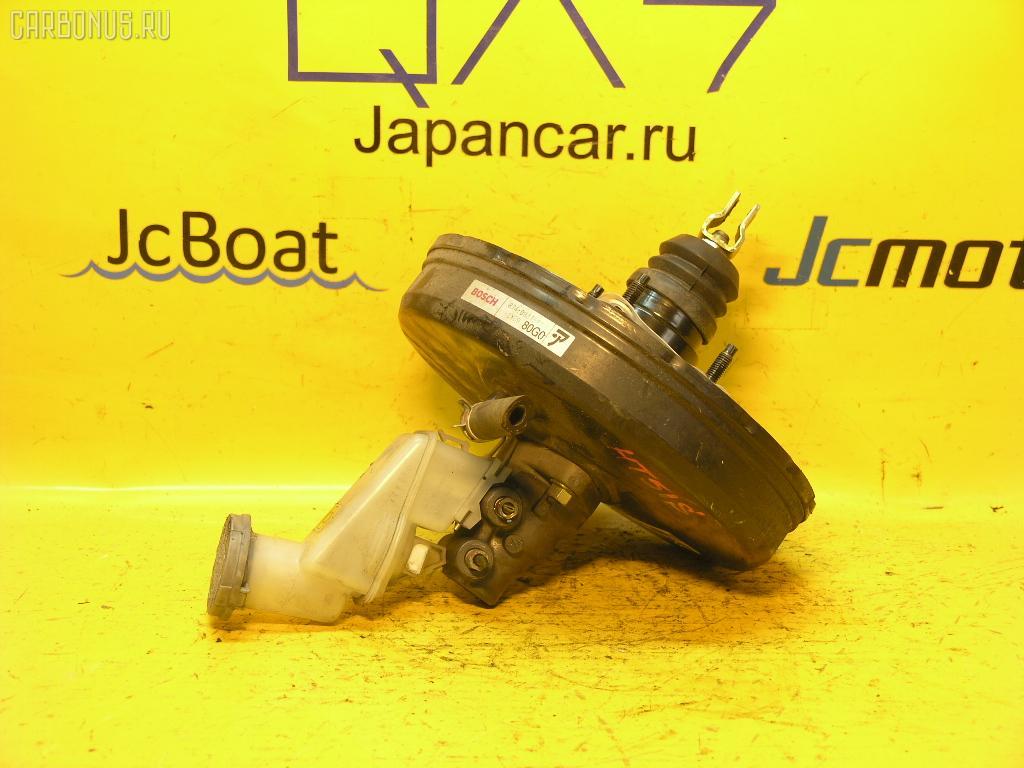 Главный тормозной цилиндр SUZUKI SWIFT HT51S M13A. Фото 7