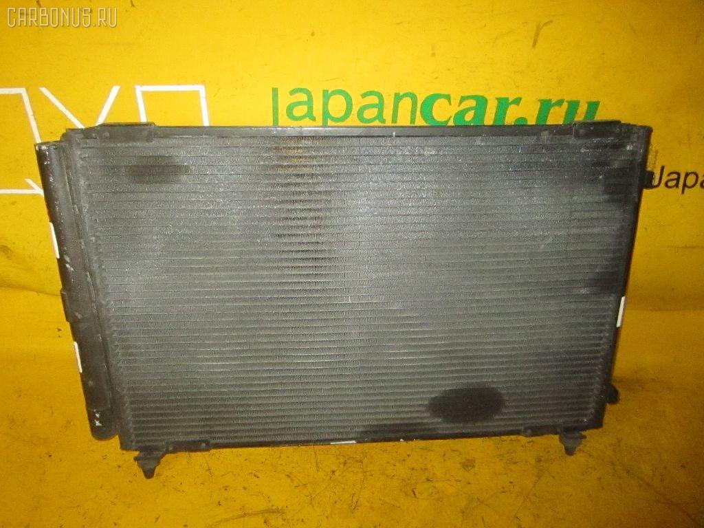 Радиатор кондиционера TOYOTA IPSUM SXM15G 3S-FE. Фото 6