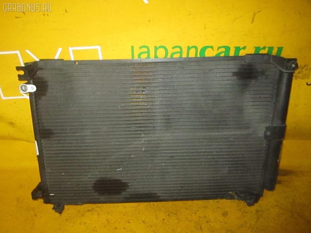 Радиатор кондиционера TOYOTA IPSUM SXM15G 3S-FE. Фото 7