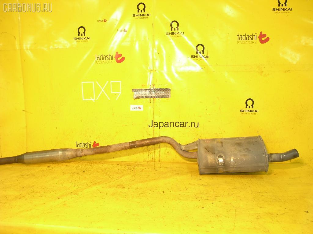 Глушитель TOYOTA IPSUM SXM15G 3S-FE. Фото 2