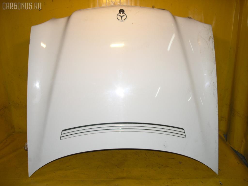 Капот MERCEDES-BENZ E-CLASS W210.055. Фото 10
