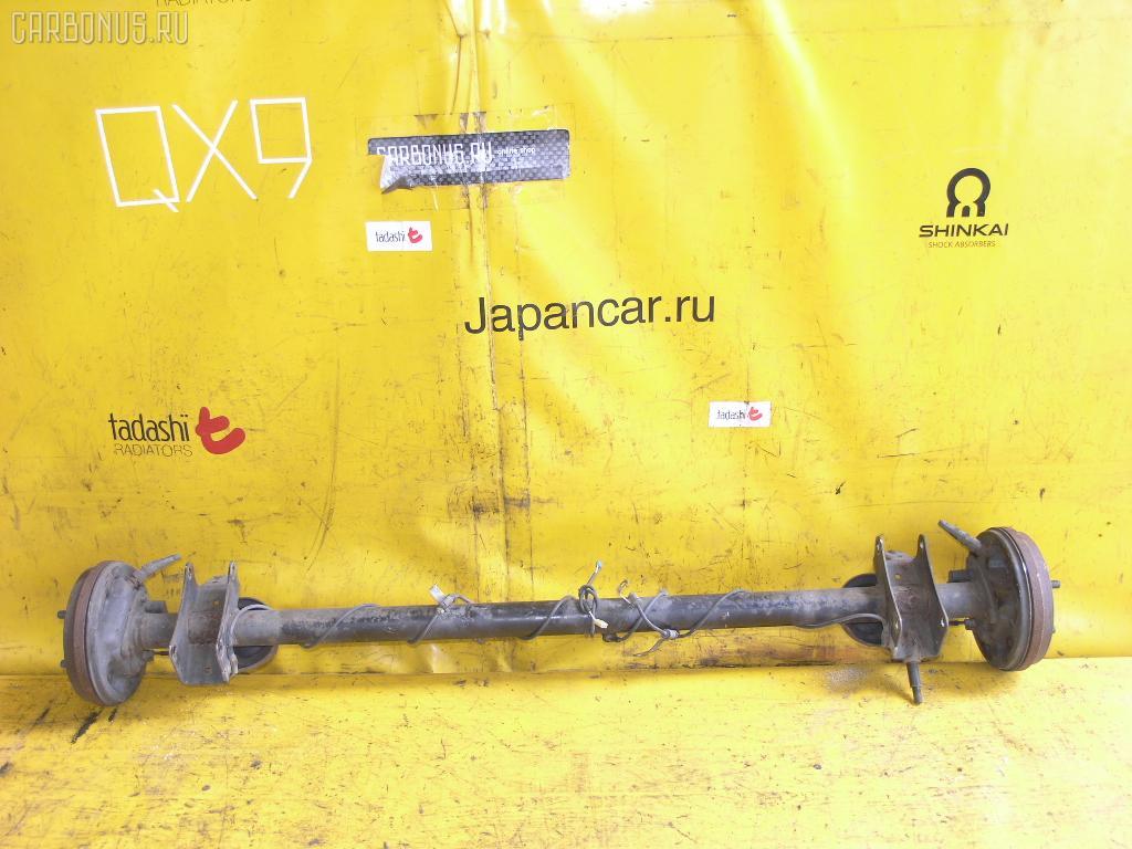 Балка подвески SUZUKI KEI HN11S F6A. Фото 1