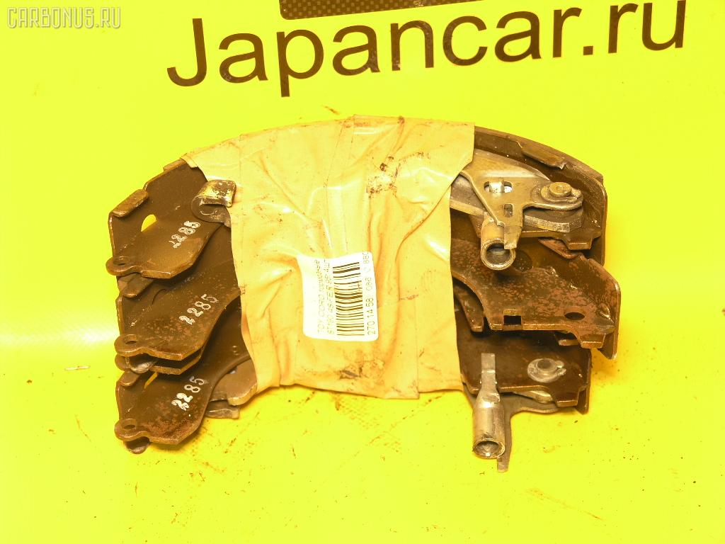 Тормозные колодки TOYOTA CAMRY SV40 4S-FE. Фото 3