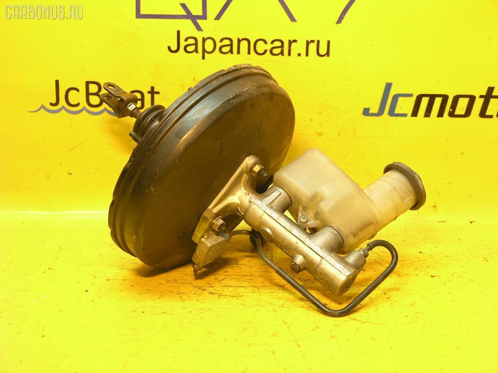 Главный тормозной цилиндр TOYOTA CORONA ST190 4S-FE. Фото 9