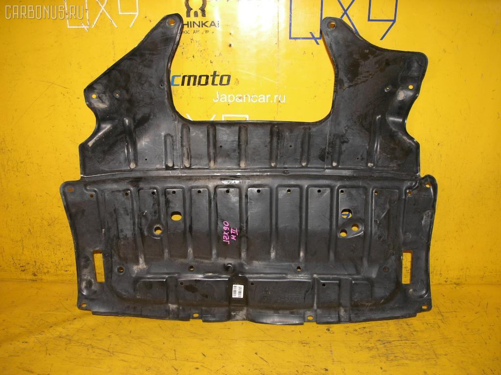 Защита двигателя TOYOTA MARK II JZX90 1JZ-GE. Фото 3
