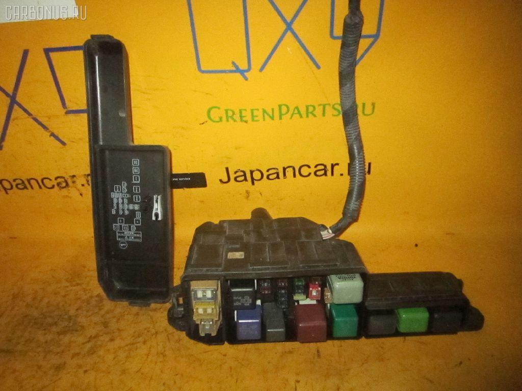 Блок предохранителей TOYOTA CORONA PREMIO AT211 7A-FE. Фото 2