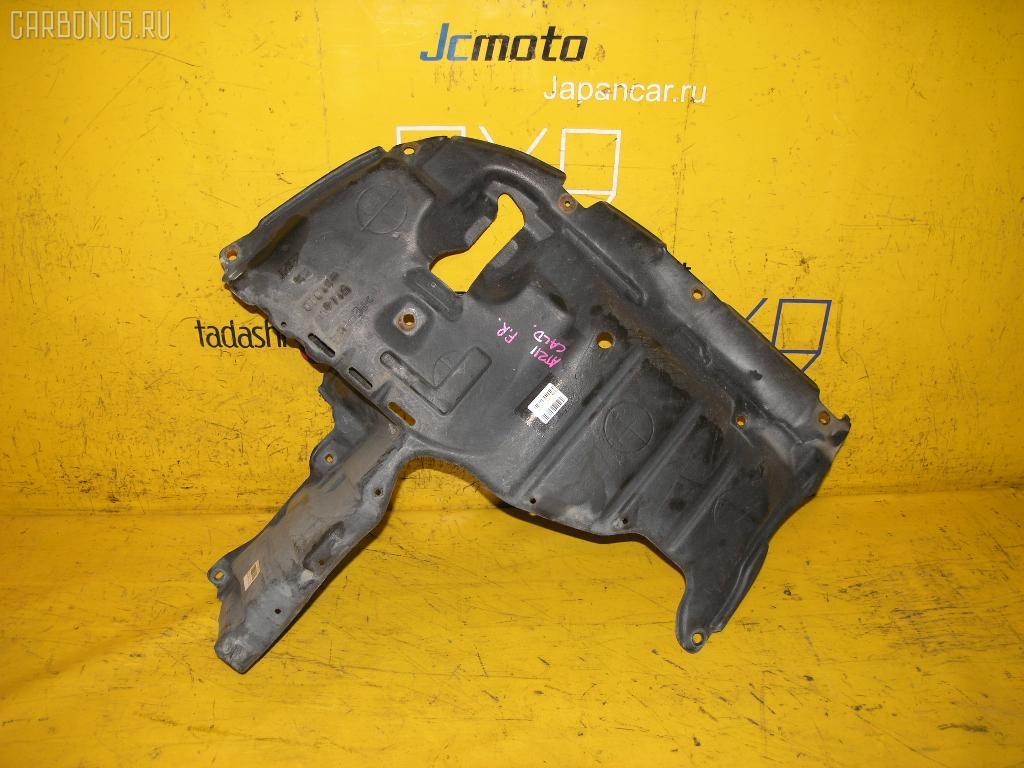 Защита двигателя TOYOTA CALDINA AT211G 7A-FE. Фото 2