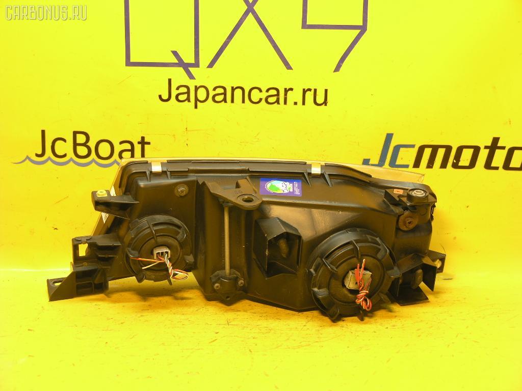 Фара TOYOTA CHASER GX90. Фото 11