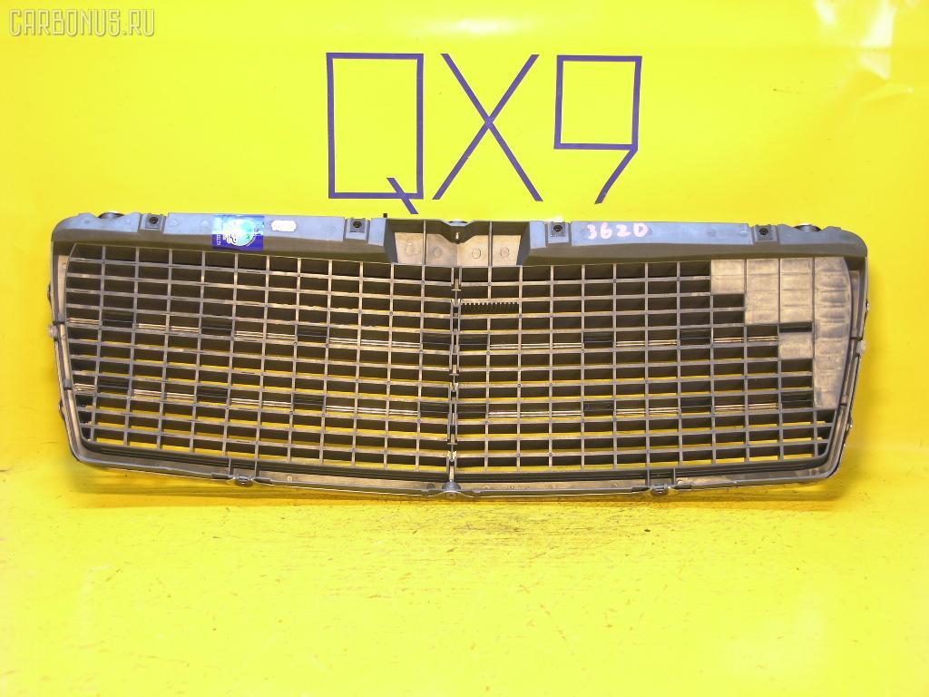 Решетка радиатора MERCEDES-BENZ E-CLASS W210.037. Фото 2