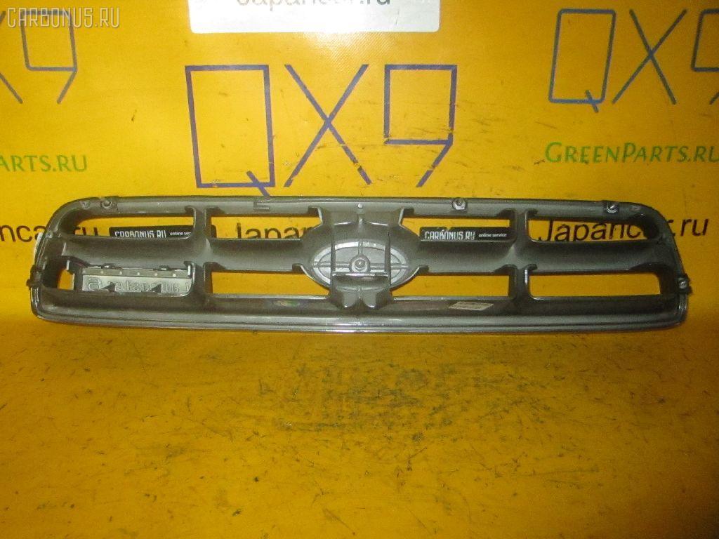 Решетка радиатора SUBARU LEGACY LANCASTER BHE. Фото 2