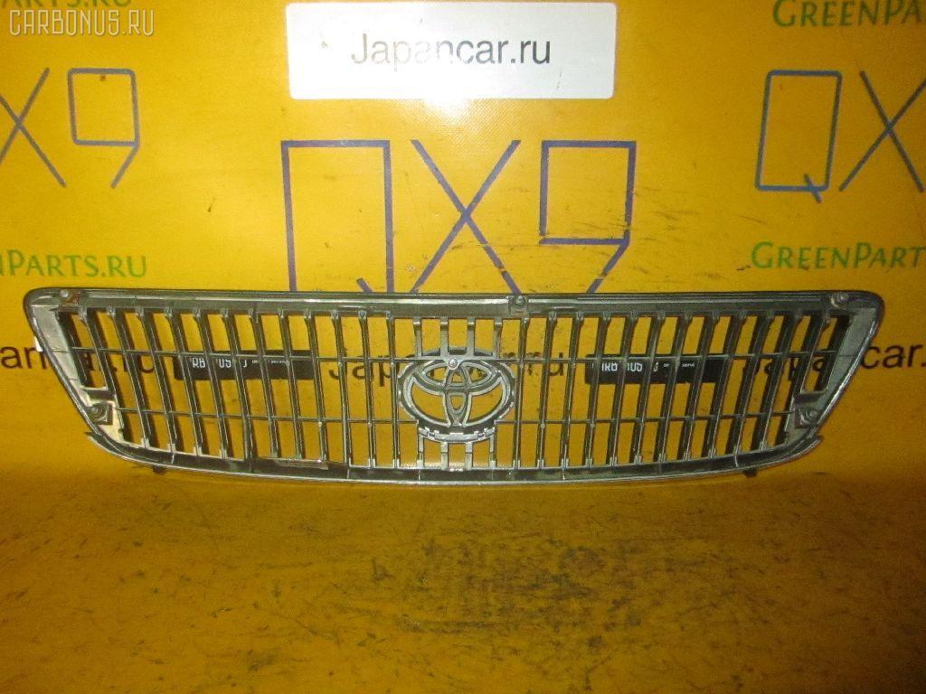 Решетка радиатора TOYOTA ARISTO JZS161. Фото 2