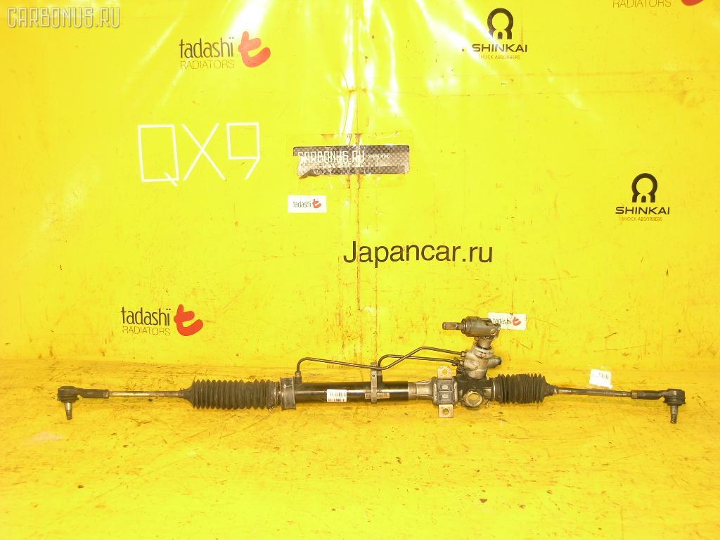 Рулевая рейка MAZDA DEMIO DW5W B5. Фото 4
