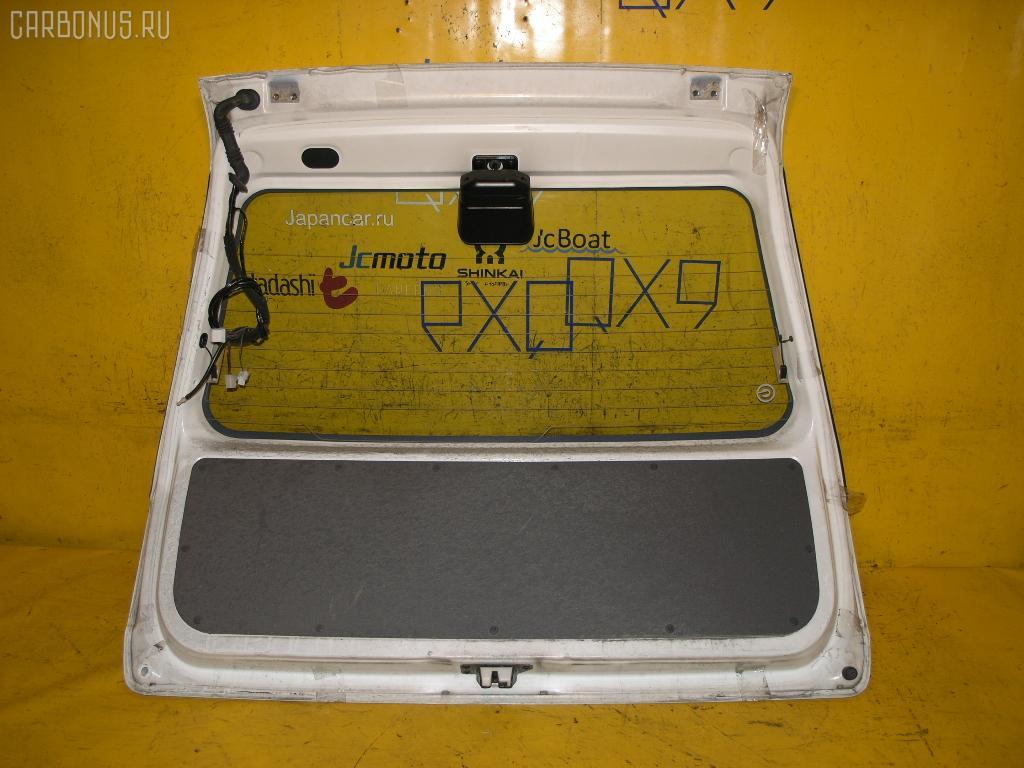 Дверь задняя MITSUBISHI LIBERO CD2V. Фото 2