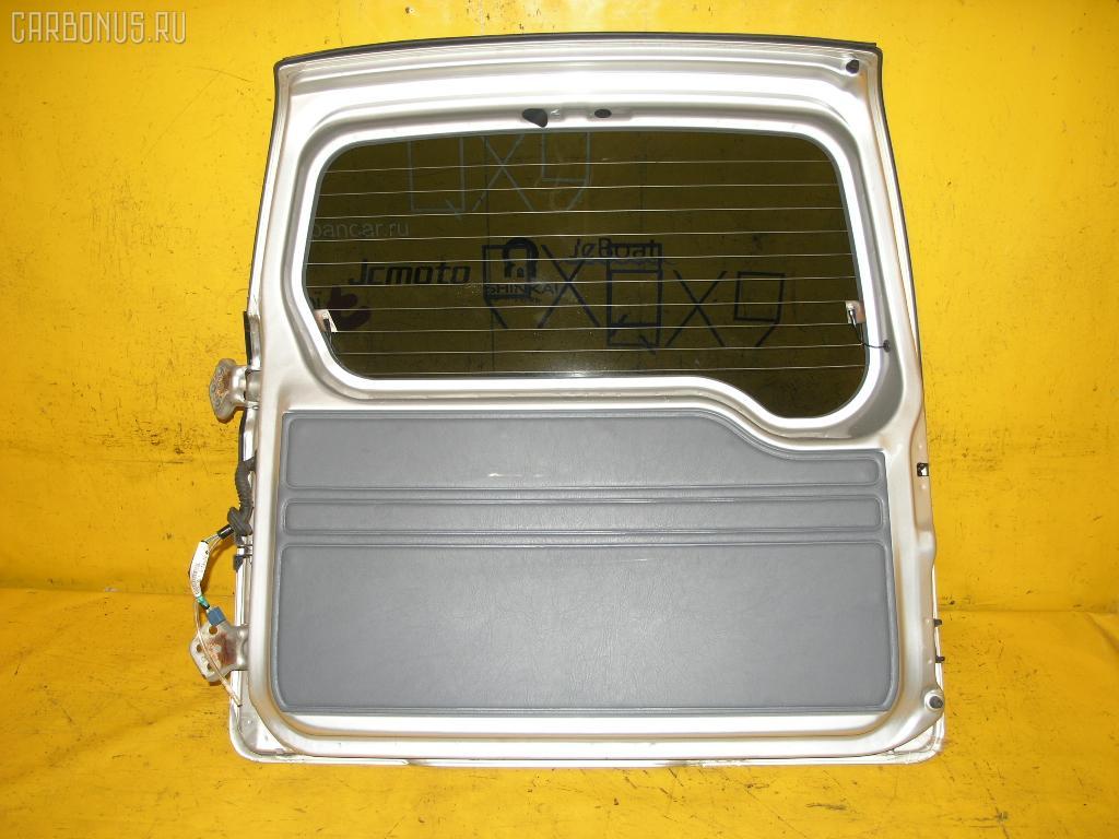 Дверь задняя TOYOTA CAMI J100E. Фото 4