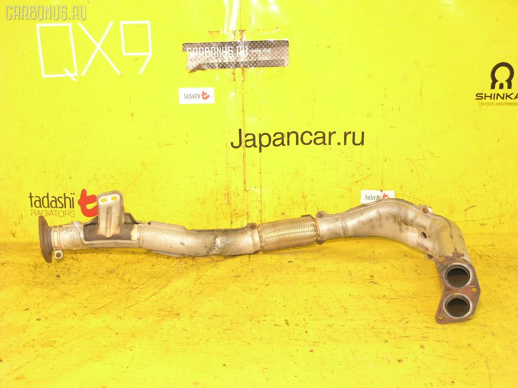 Глушитель TOYOTA CORONA EXIV ST202 3S-FE. Фото 1