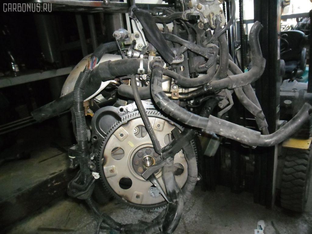 Двигатель TOYOTA VISTA SV41 3S-FE. Фото 2