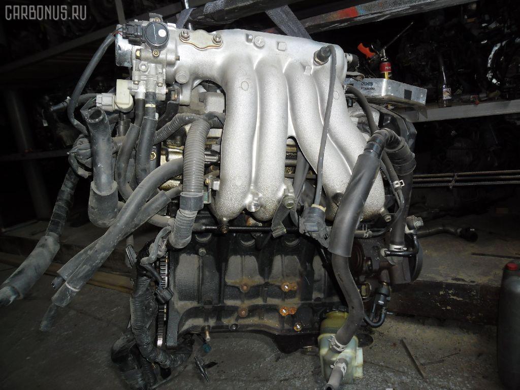 Двигатель TOYOTA VISTA SV41 3S-FE. Фото 3