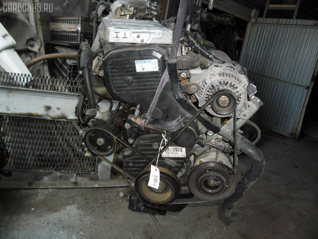 Двигатель TOYOTA VISTA SV41 3S-FE. Фото 4