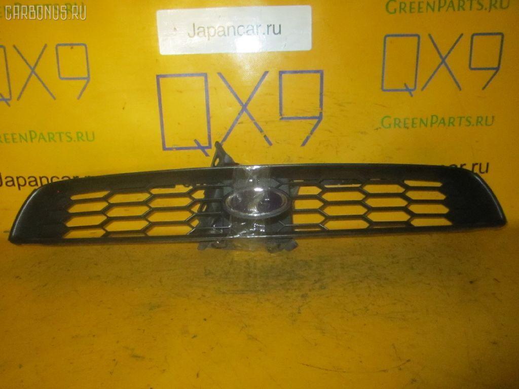 Решетка радиатора SUBARU IMPREZA WAGON GG3. Фото 8