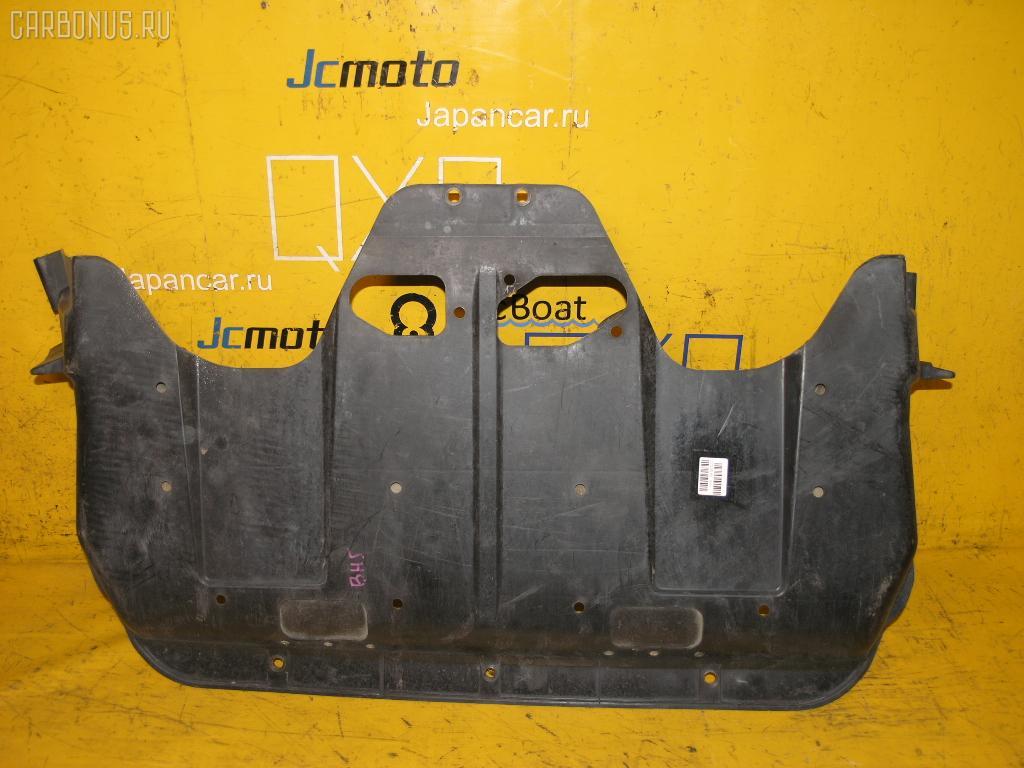 Защита двигателя SUBARU LEGACY WAGON BH5 EJ206. Фото 1