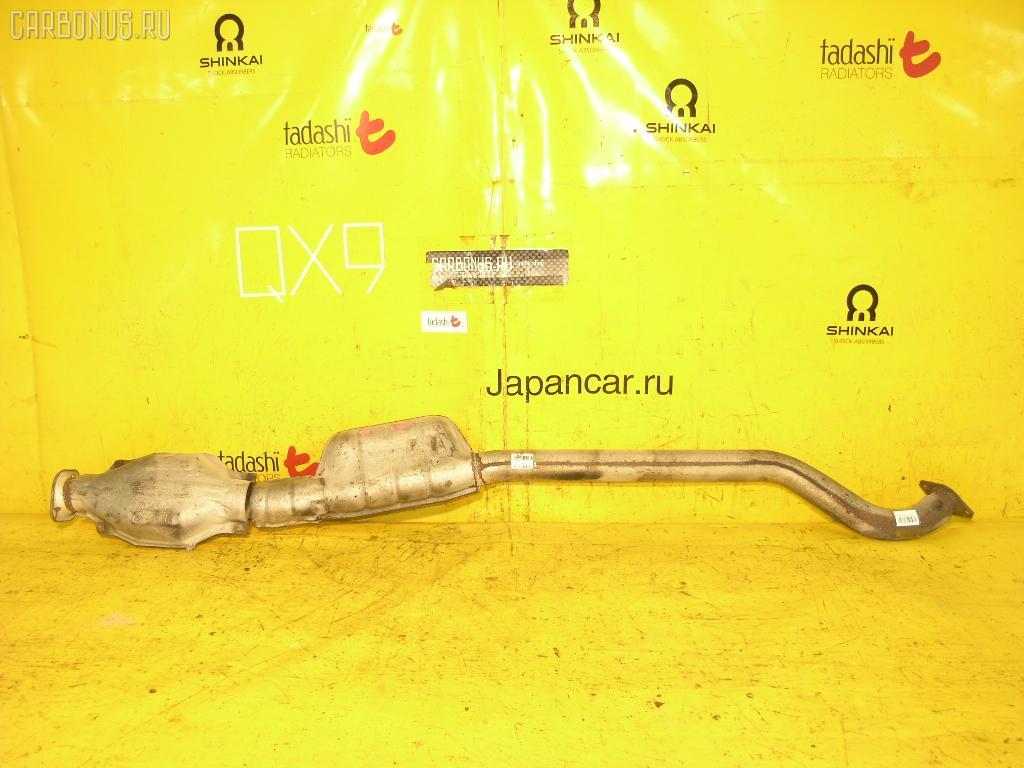 Глушитель SUBARU LEGACY WAGON BH5 EJ206. Фото 1