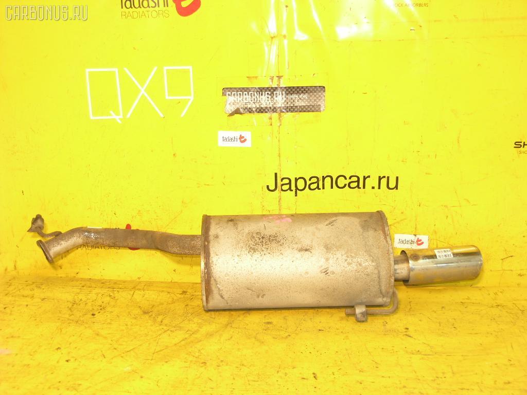 Глушитель SUBARU LEGACY WAGON BH5 EJ206. Фото 2