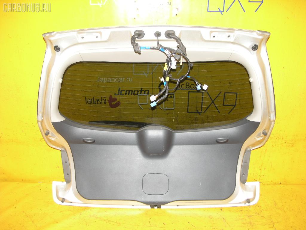 Дверь задняя Toyota Blade AZE156H Фото 1
