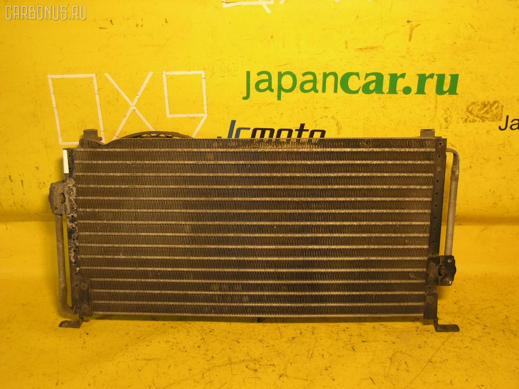 Радиатор кондиционера TOYOTA COROLLA WAGON EE104G 5E-FE. Фото 3