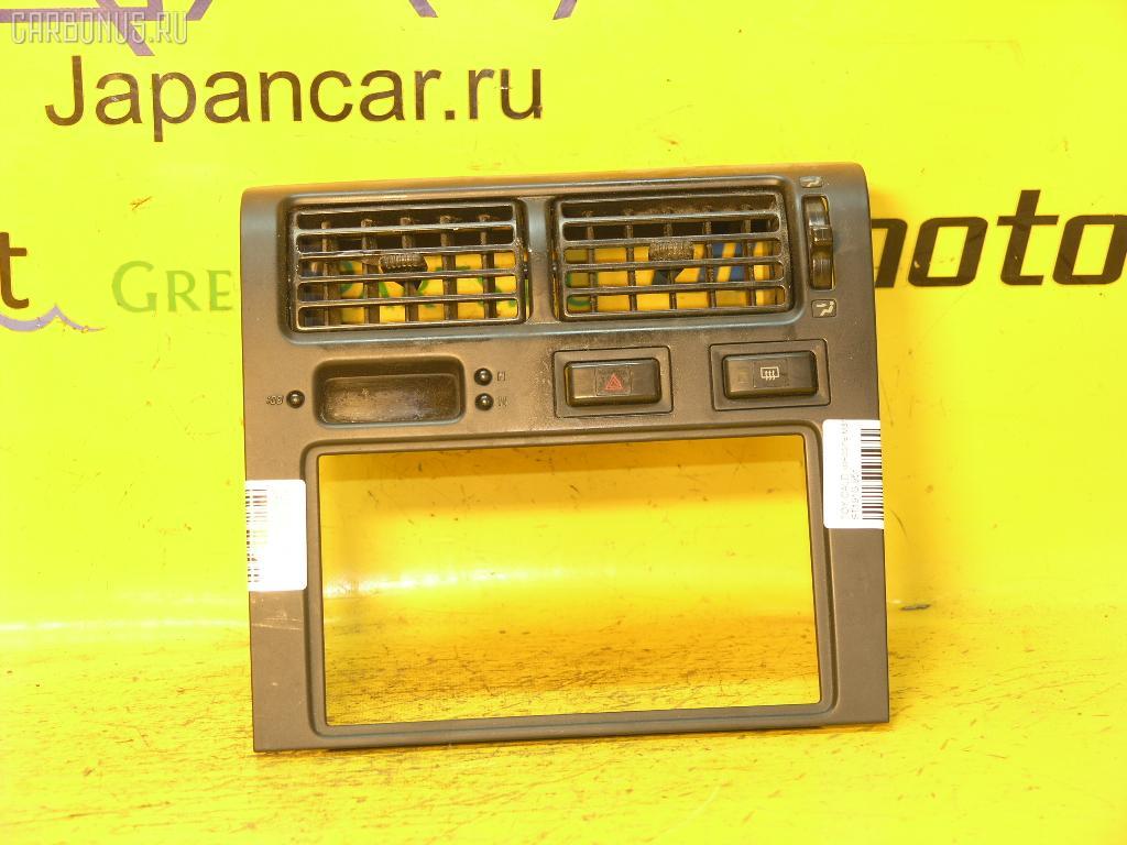 Консоль магнитофона TOYOTA CALDINA ST191G. Фото 1
