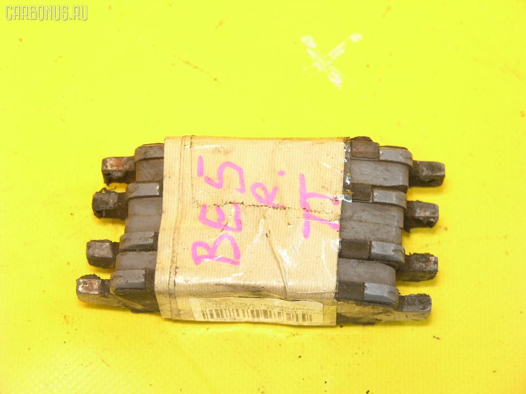 Тормозные колодки SUBARU LEGACY B4 BE5 EJ20-TT. Фото 2