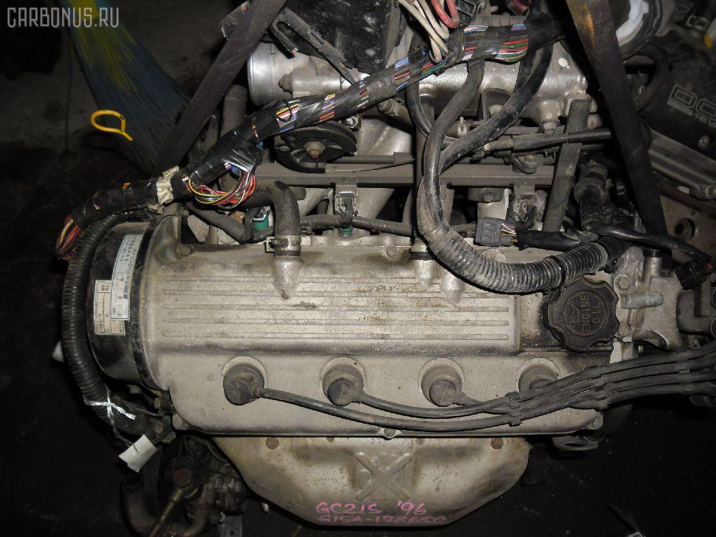 Двигатель SUZUKI CULTUS CRESCENT GC21S G15A. Фото 1