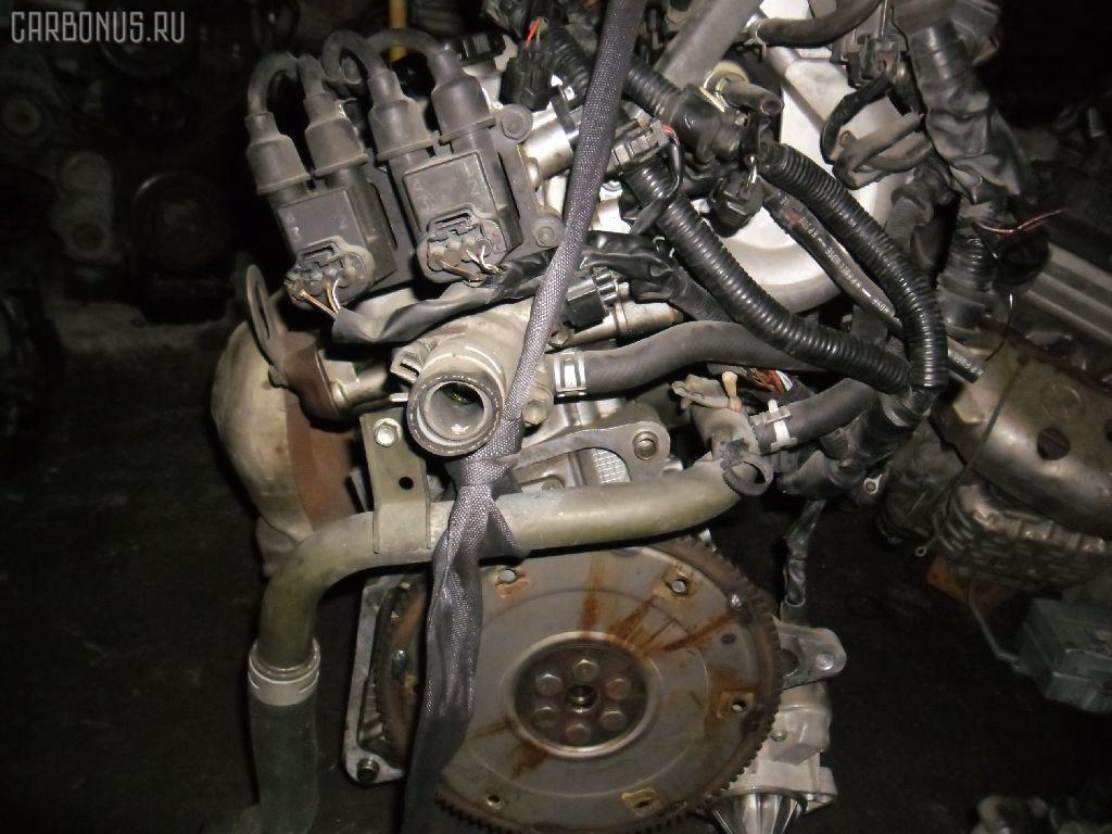 Двигатель SUZUKI CULTUS CRESCENT GC21S G15A. Фото 5