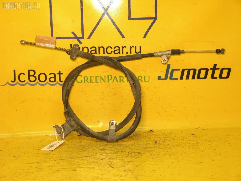 Тросик стояночного тормоза TOYOTA CORONA PREMIO AT210 4A-FE. Фото 4
