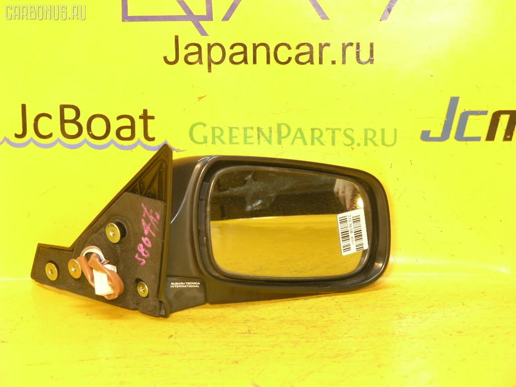 Зеркало двери боковой Subaru Impreza wrx GDB Фото 1