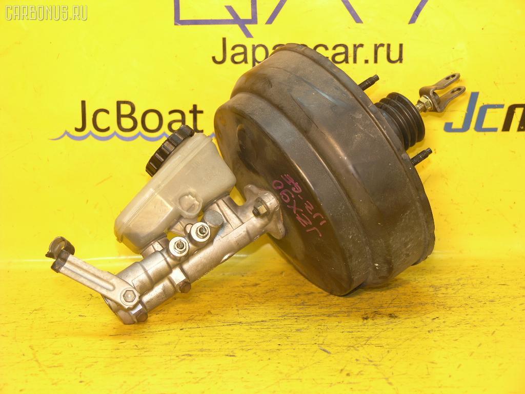 Главный тормозной цилиндр TOYOTA MARK II JZX90 1JZ-GE. Фото 10