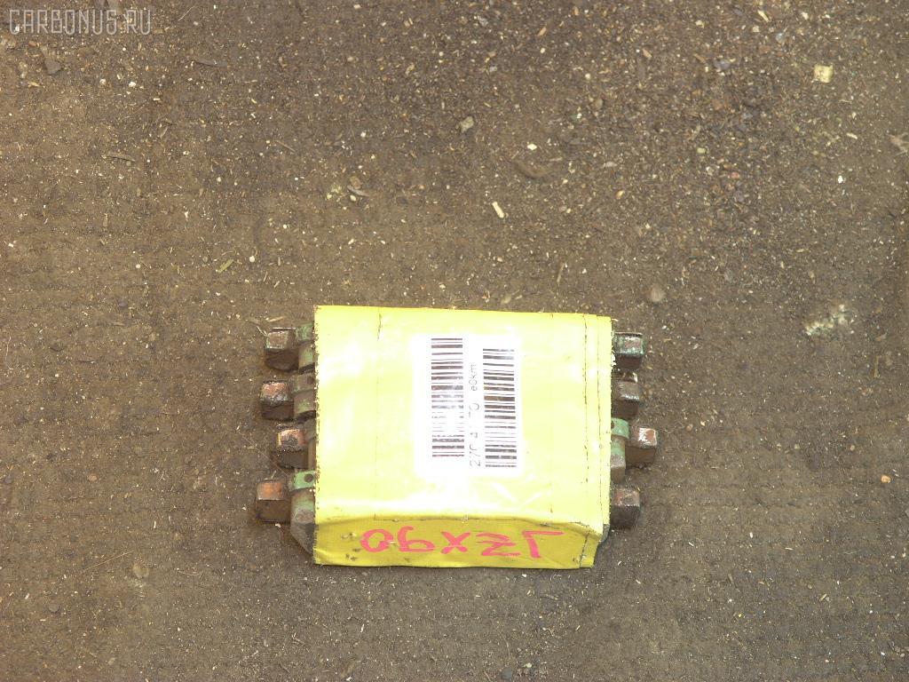 Тормозные колодки TOYOTA MARK II JZX90 1JZ-GE. Фото 3