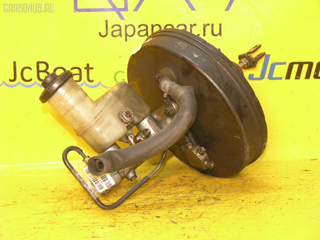 Главный тормозной цилиндр TOYOTA CARINA ST190 4S-FE. Фото 5