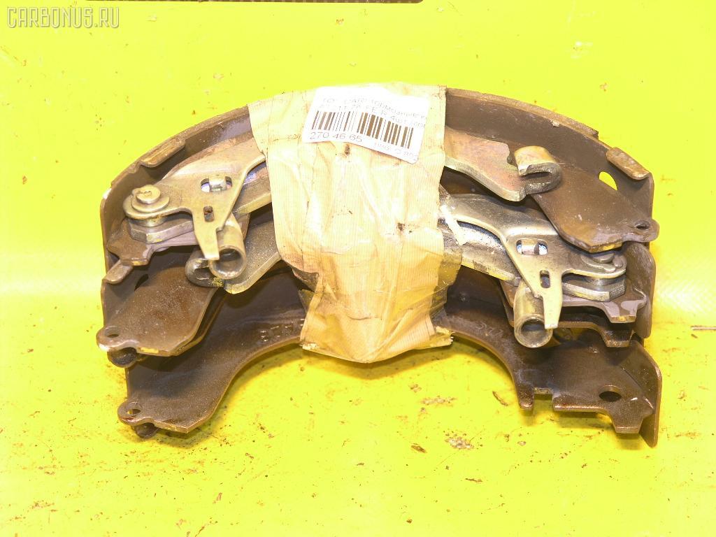 Тормозные колодки TOYOTA CALDINA AT211G 7A-FE. Фото 7