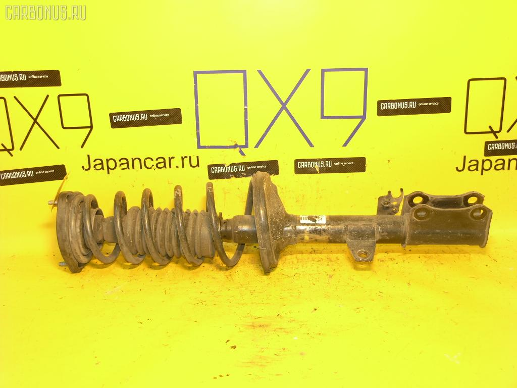 Стойка амортизатора TOYOTA CARINA AT211 7A-FE. Фото 4