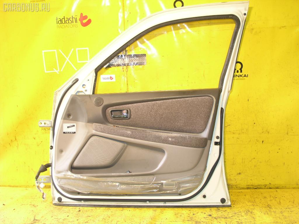 Дверь боковая TOYOTA CRESTA GX100. Фото 2