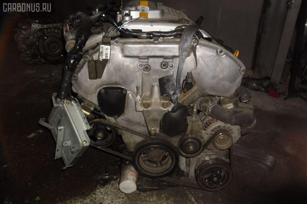 Двигатель NISSAN CEFIRO WAGON WA32 VQ20DE. Фото 8