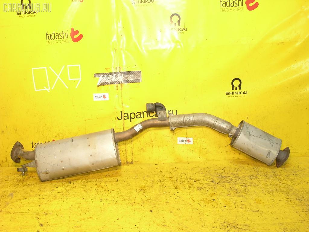 Глушитель TOYOTA MARK II GX100 1G-FE. Фото 9