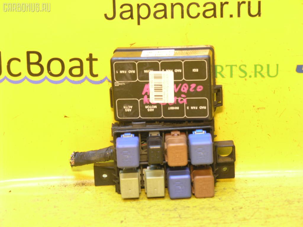 Блок предохранителей NISSAN CEFIRO A32 VQ20DE. Фото 5