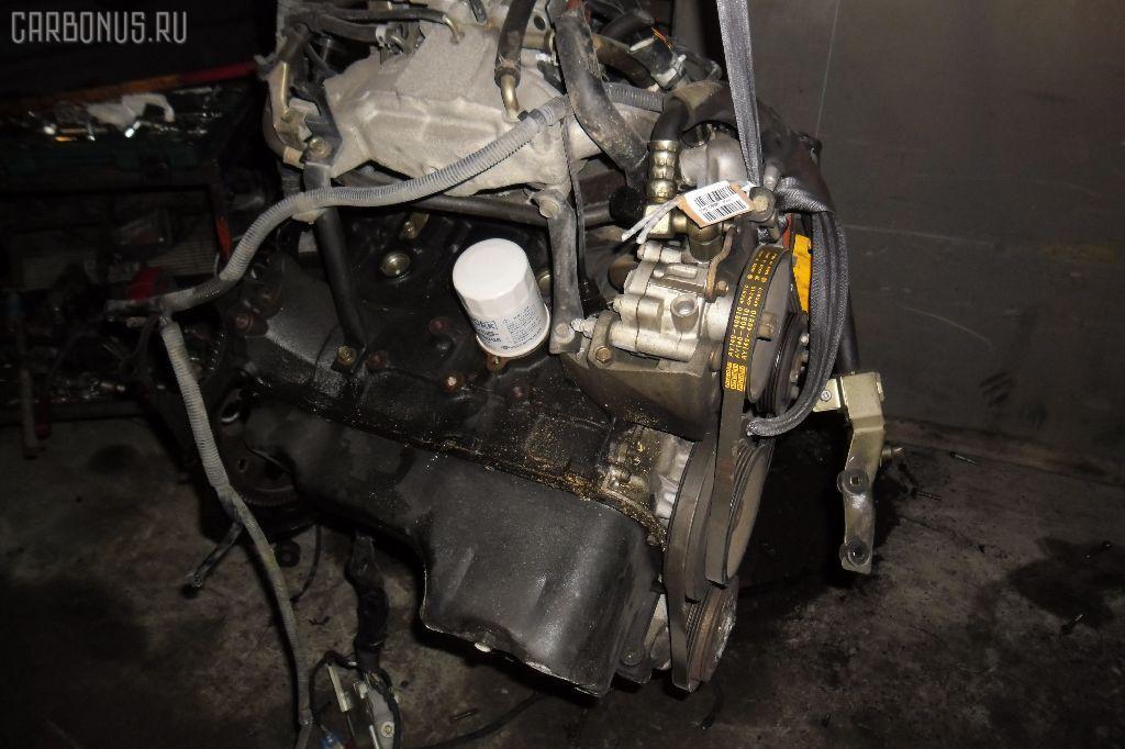 Двигатель NISSAN AD VAN VFY10 GA15DE. Фото 2